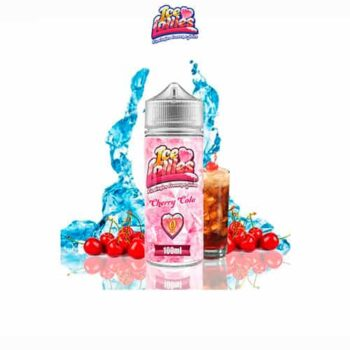 Cherry-Cola-Booster-100ml-Ice-Love-Lollies-Tapervaper