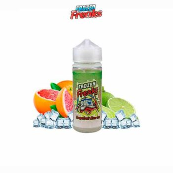 Lime-and-Grapefruit-Ice-Booster-100ml-Frozen-Freaks-Tapervaper