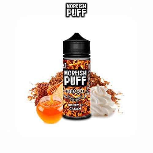 Tobacco-Honey-Cream-Moreish-Puff-Tapervaper