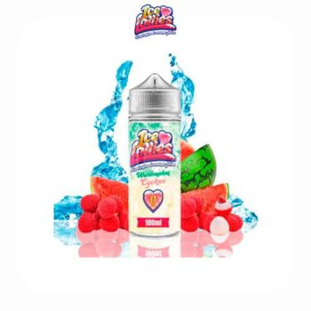 Watermelon-Lychee-Booster-100ml-Ice-Love-Lollies-Tapervaper