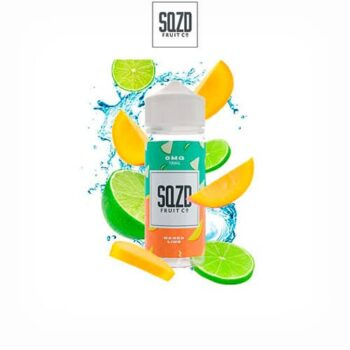 Mango-Lime-Booster-100ml-SQZD-Fruit-Co-Tapervaper