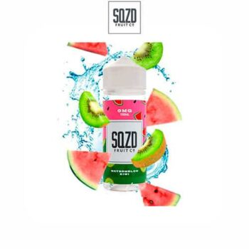 Watermelon-Kiwi-Booster-100ml-SQZD-Fruit-Co-Tapervaper