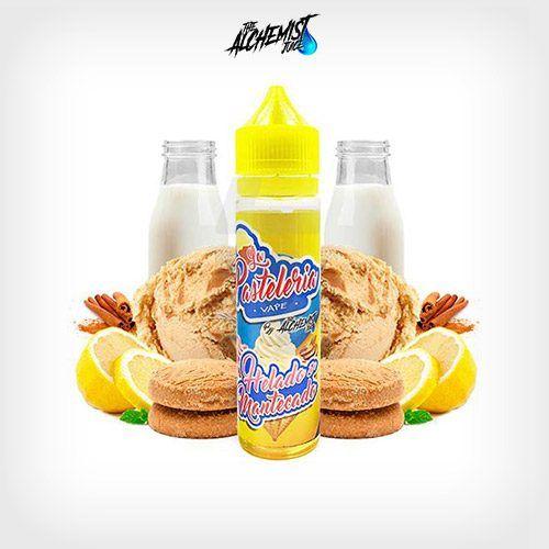 La-Pastelería-Helado-de-Mantecado-(Booster-50ml)---The-Alchemist-Juice-tapervaper
