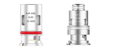 6 resistencias Pod Vinci Mod Voopoo cigarrillos electronicos baratos 1 14