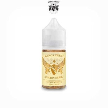 Aroma-Don-Juan-Churro-(30-ml)---Kings-Crest-tapervaper