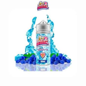 Blue-Raspberry-Booster-100ml-Ice-Love-Lollies-Tapervaper