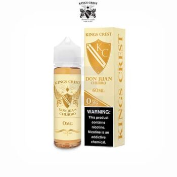 Don-Juan-Churro-(Booster-50ml)-Kings-Crest-Tapervaper