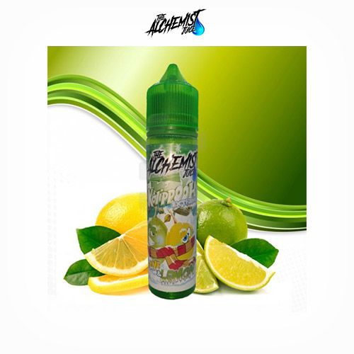 Kalippoo-Extreme-Lima-Limón-(Booster-50ml)---The-Alchemist-Juice-tapervaper