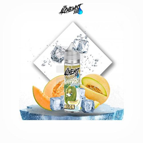 Kalippoo-Extreme-Melon-(Booster-50ml)---The-Alchemist-Juice-tapervaper