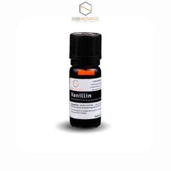 Molécula-Vanilina-Chemnovatic-Tapervaper