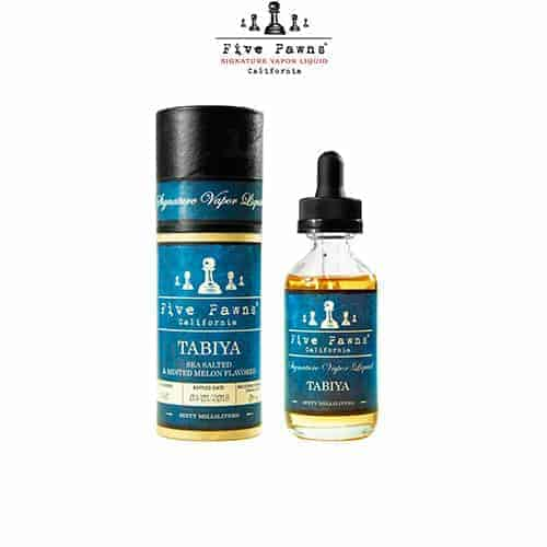 Tabiya-Five-Pawns-Tapervaper