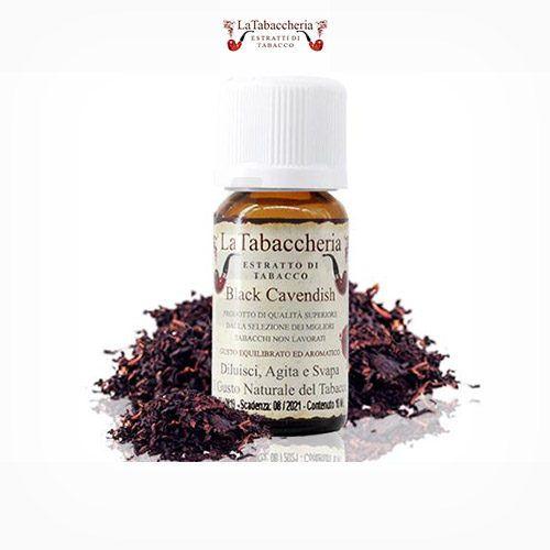 Aroma-Estratto-di-Tabacco-Black-Cavendish-(10-ml)-–-La-Tabaccheria-tapervaper