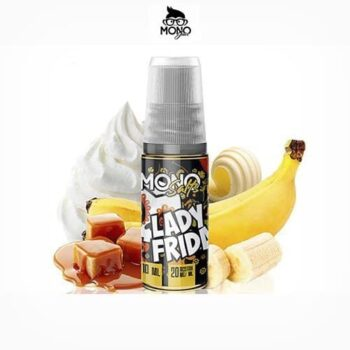 Lady Frida Salts 10 ml - Mono eJuice-tapervaper