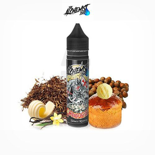 santo-grial-tabaco-reserva-booster-50ml-the-alchemist-juice-tapervaper