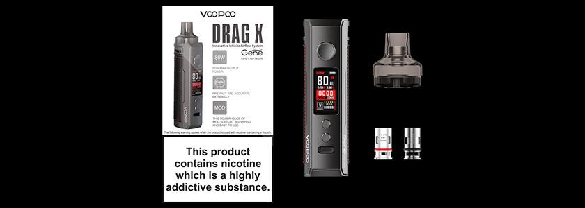 mod pod drag x voopoo destacada productos ecigs 2