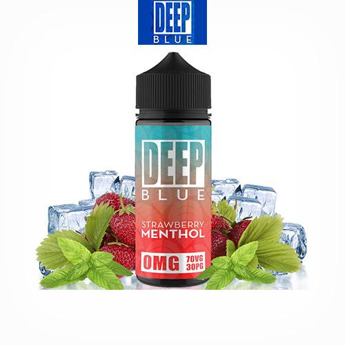 strawberry-menthol-100ml-deep-blue-tapervaper