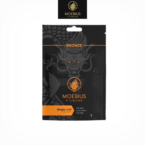 moebius-coils-bronze-0-28-ohm-2-uds-tapervaper