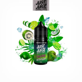 Aroma Guanaba Lime On Ice 30ml Just Juice tapervaper
