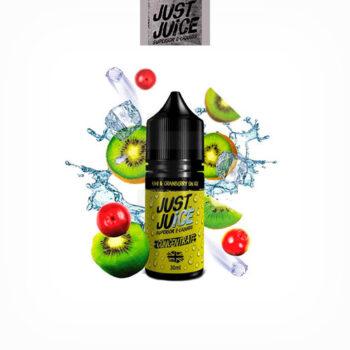 Aroma Kiwi Canberry on Ice 30ml Just Juice tapervaper
