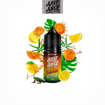 Aroma Lulo Citrus 30ml Just Juice tapervaper