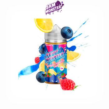 Fruit Monster Blueberry Raspberry Lemon Jam Monster Tapervaper